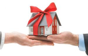 Что дешевле подарить или продать квартиру