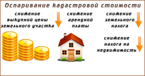 Как оспорить налоговую базу на недвижимость