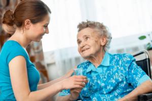 Опекунство над пожилым инвалидом