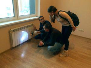 Приемка квартиры у застройщика с отделкой