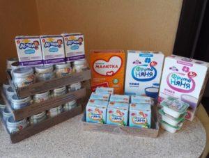 Что дают молочная кухня
