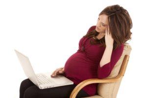 Если забеременела в декрете