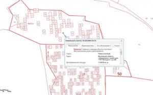 Что означает статус ранее учтенный на публичной кадастровой карте