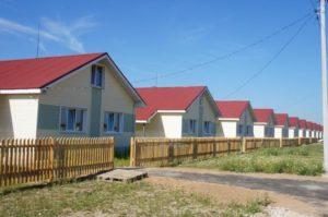 Программа на селе жилье