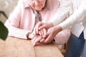 Рента по уходу за пожилыми людьми с правом наследования