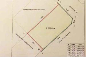 Где посмотреть план границ земельного участка по кадастровому номеру
