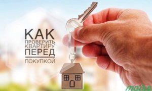 Как проверить чистоту квартиры перед покупкой