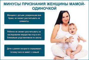 Какие льготы положены матери
