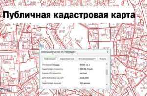 Публичная Кадастровая Палата Земельных Участков Официальный Сайт