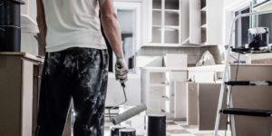 Время на ремонтные работы в квартире