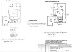 Сколько стоит оформление перепланировки в квартире