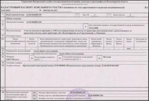Какие документы должны быть на руках у собственника земельного участка