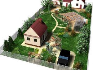 Как узаконить строение на дачном участке