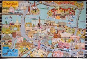 Детская карта санкт петербург
