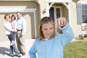 Как оформить недвижимость на несовершеннолетнего ребенка