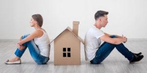 Как ипотека делится при разводе