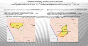 Как исправить кадастровую ошибку земельного участка без суда