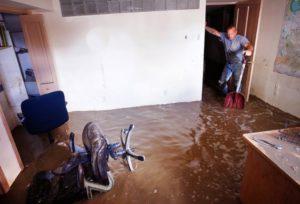 Мы затопили соседей снизу что делать