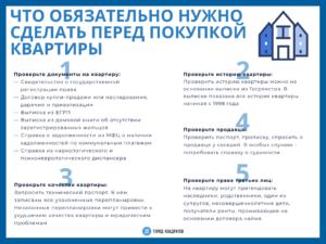 Какие документы нужно проверить при покупке квартиры на вторичном рынке