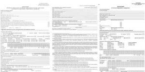 Декларация На Дом По Дачной Амнистии Бланк Росреестр