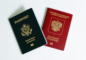 Гражданство сша и россии