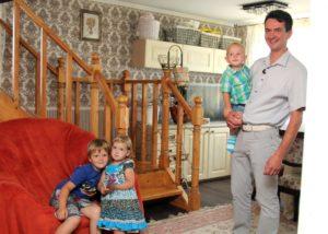 Меценаты помогающие многодетным семьям