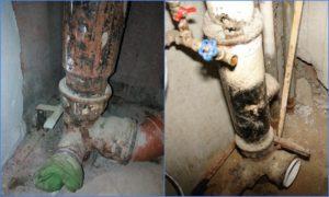 Если течет общий стояк кто должен проводить ремонтные работы
