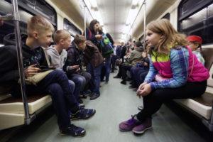 Детям бесплатный проезд до