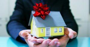 Налог на продажу квартиры подаренной