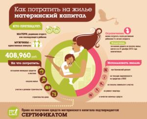 Условия Использование Материнского Капитала На Покупку Жилья Без Ипотеки