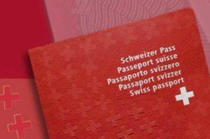 Закон швейцарии о гражданстве