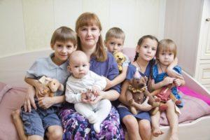 У меня четверо детей какую помощь мне ждать от государства