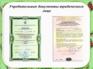 Что такое правоустанавливающие документы юридического лица