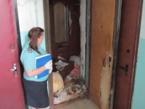 Выселение из муниципальной квартиры прописанного человека